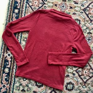 🍁3 for $20 CONTEMPORARY F21 Soft Red Sweater